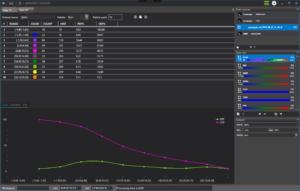HTZ Analyzer - screenshot