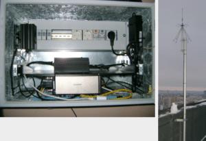 ICS Monitoring Equipment Configuration