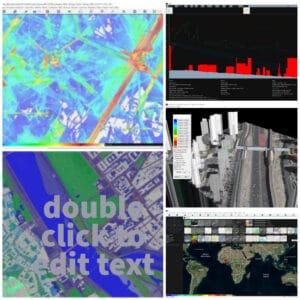 HTZ communication screenshots