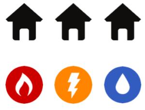 Utilities, smart metering, gas, electric, water, communications