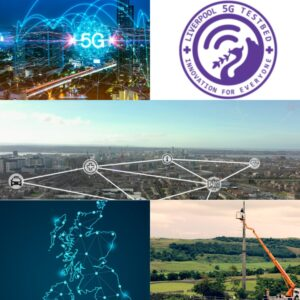 5G projects in UK