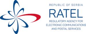 RATEL, national regulator, Serbia - logo