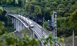 Railway communications system