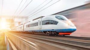 Fast-speed train